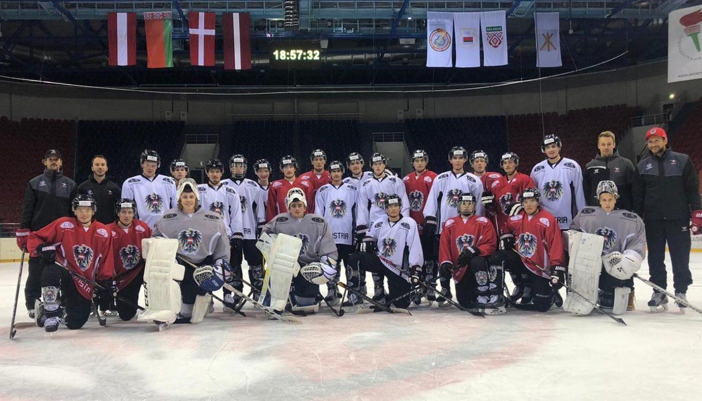 Physiotherapeut Eishockey Mannschaft